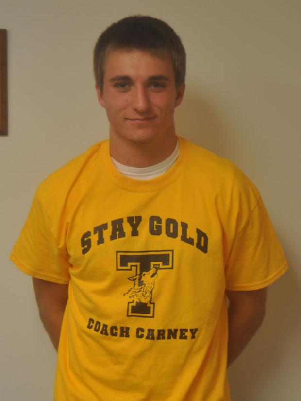 'Carney Strong': Students show support of Tomah teacher