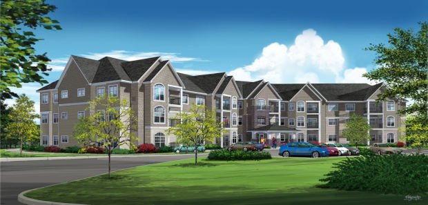 Senior housing project ready to build