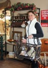 New gift shop gets décor from discards