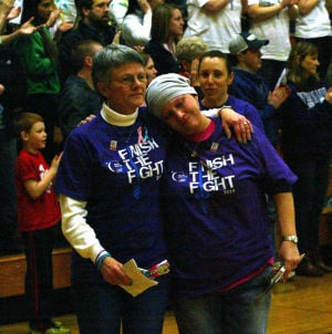 Annual Relay event packs punch in cancer fight