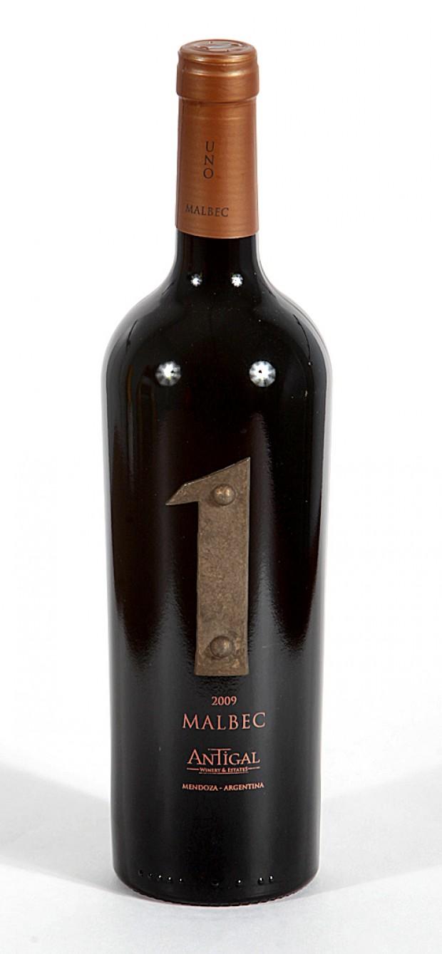 International Trucks For Sale >> Wine of the Week: Antigal Uno Malbec 2009