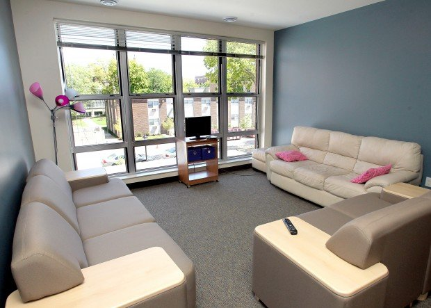 New Residence Hall At Viterbo Far From Average