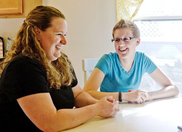 Gay marriage, one year later: Danita and Allison