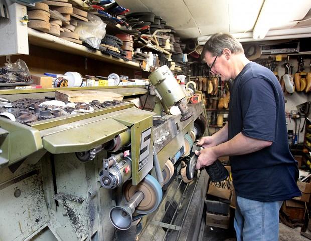 Dan S Shoe Repair La Crosse Wi