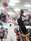 Central vs. West Salem Boys Basketball