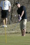 Boys golf posts two wins, solid showing at invite