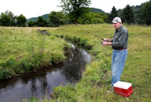 Retired DNR biologist hopes to change trout regulations