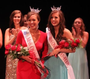 Haldeman, Johnson win Miss Onalaska crowns