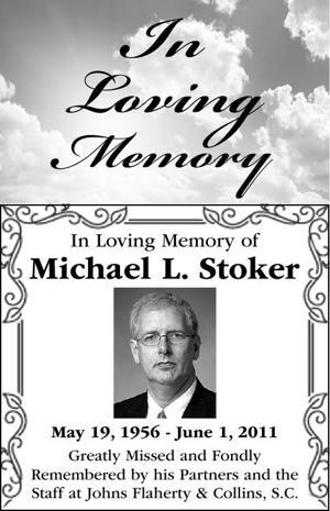 Michael L. Stoker