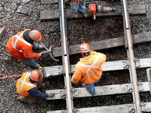 Photos: Working on the Railroad