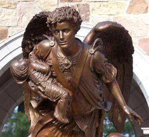 Photo gallery: Guardian Angel of the Unborn