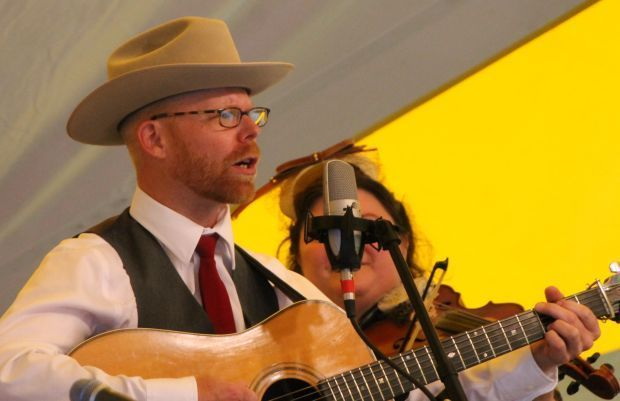 Bluegrass, gospel festival plans three days of music