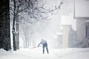 Photos: Snowstorm hits Winona