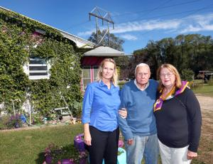 Residents worried by plans to rebuild transmission line, amp up capacity