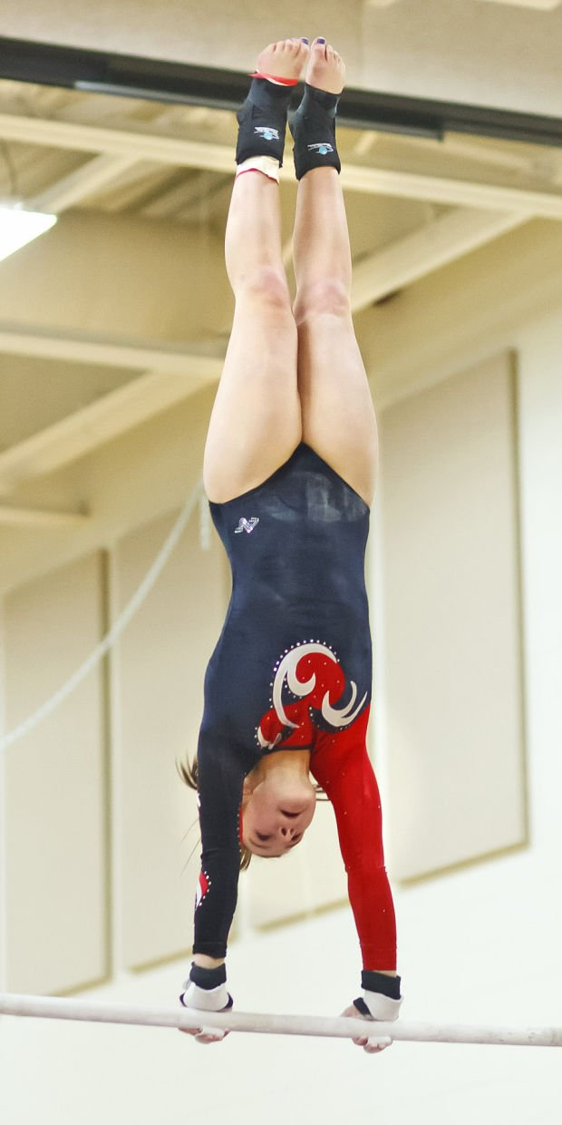 Gymnasts focused on sectionals : Westbytimes