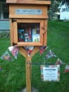 Westby receives its second Little Free Library