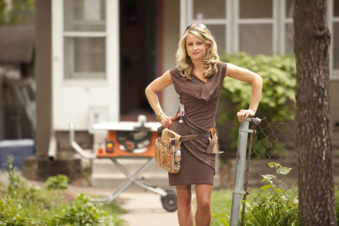 Nicole curtis of 39 rehab addict 39 no ordinary house flipper for What does shane maguire do for a living