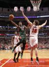 Bucks force Game 6 with Bulls