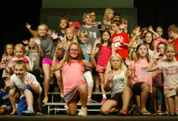 'School House Rock Live! Jr.' staged this weekend