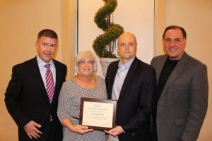 WTCS Board recognizes D&S as 'Futuremakers Partner'