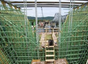 Photos: Interstate Bridge Construction