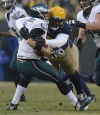 Packers bring back defensive tackle Letroy Guion