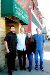 Bangor chiropractor carries on family tradition