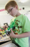 Minds of Their Own: BRF students enjoy new invention-based summer school