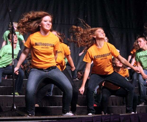 OHS choral music concert will be a doubleheader