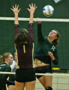 Volleyball picks up first Three Rivers win