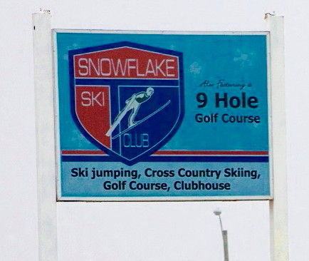 Snowflake's missing sign returned
