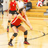Arcadia ends Norse volleyball season