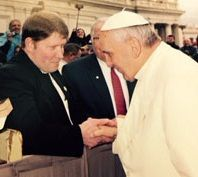 VonRuden, other Famers Union leaders meet Pope Francis