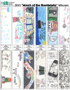 Library names winners in bookmark contest