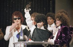 Prince's 1980s band hits the road for memorial tour