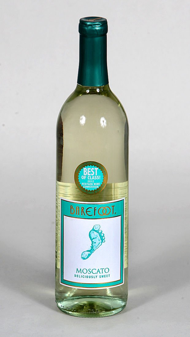 Wine Of The Week Barefoot Moscato