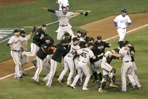 Photo gallery: Game 7 of the World Series