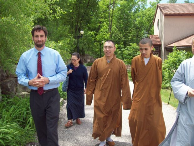 buddhist single men in la crosse Single dad, bruce berry, overcomes obstacles to earn his degree in history from the u of i  college of letters, arts & social sciences physical address.