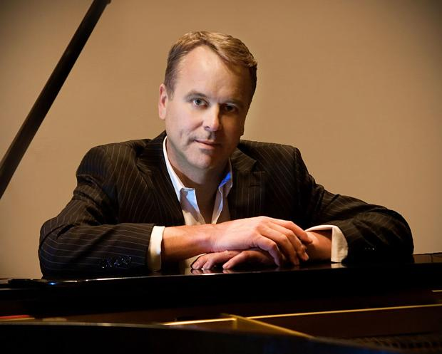 Reedy ready with second CD of solo piano classics