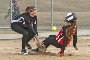 Viroqua softball team slips past Westby