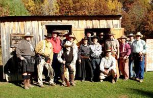 Wild Bunch ready for shootout at the Sandburr corral