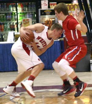 Westby controls Luther, outplayed by G-E-T