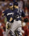 Brewers shut down Cardinals