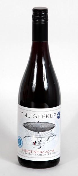 Wine Of The Week The Seeker Pinot Noir 2008 Food And Cooking Lacrossetribune Com