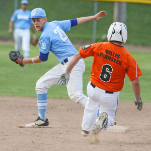 Post 138 drops regular-season finale