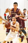 Westby edged out by Prairie, rolls over Richland Center