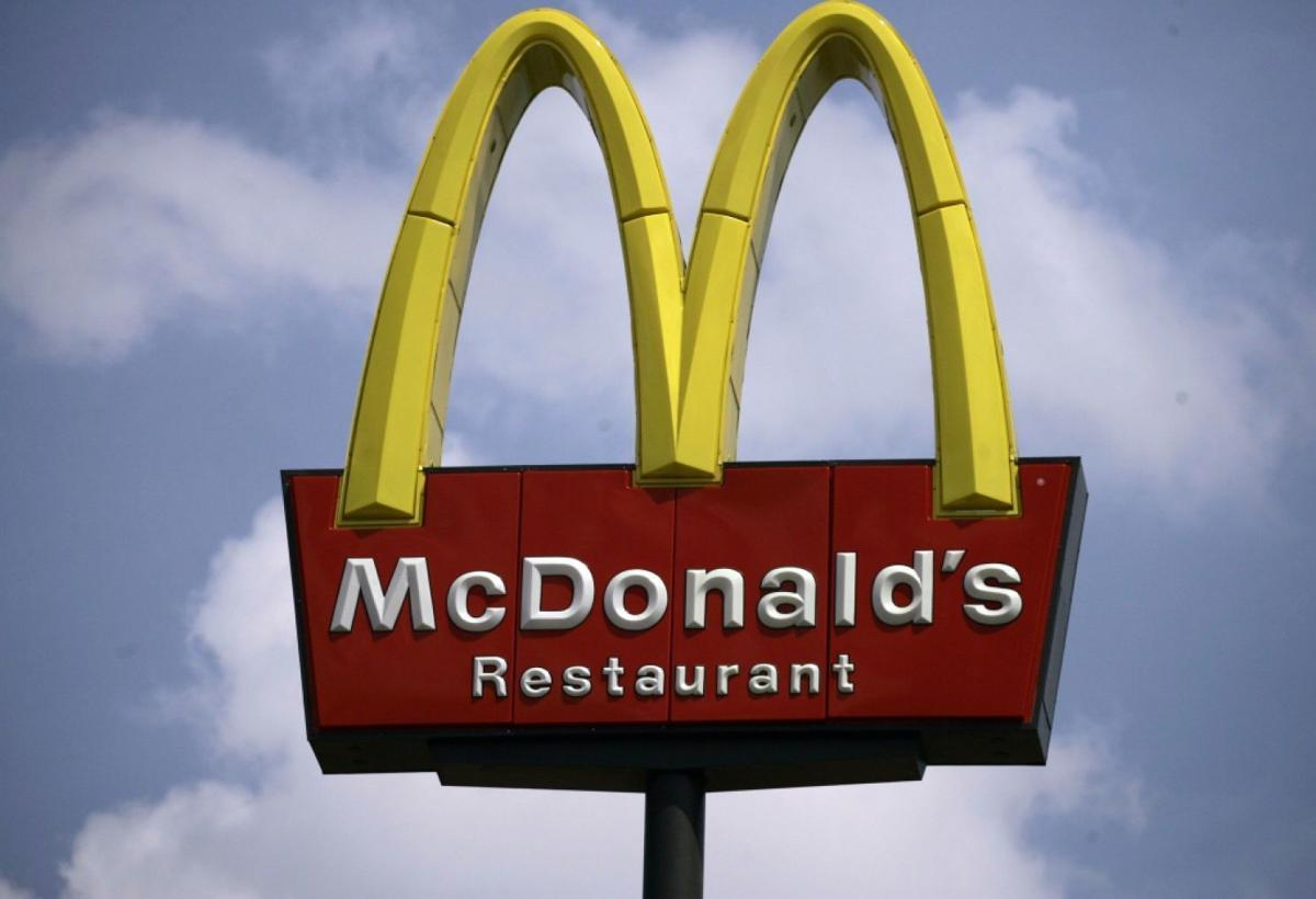 fast food kleurplaat mc