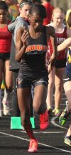 Viroqua boys, girls track teams second at UW-L