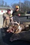 'Biggest deer in my life'