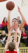 Tourney 'jitters' sink Mustang basketball